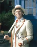 Peter Davison (Doctor Who) - Genuine Signed Autograph  5921
